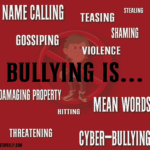 Bullying is...