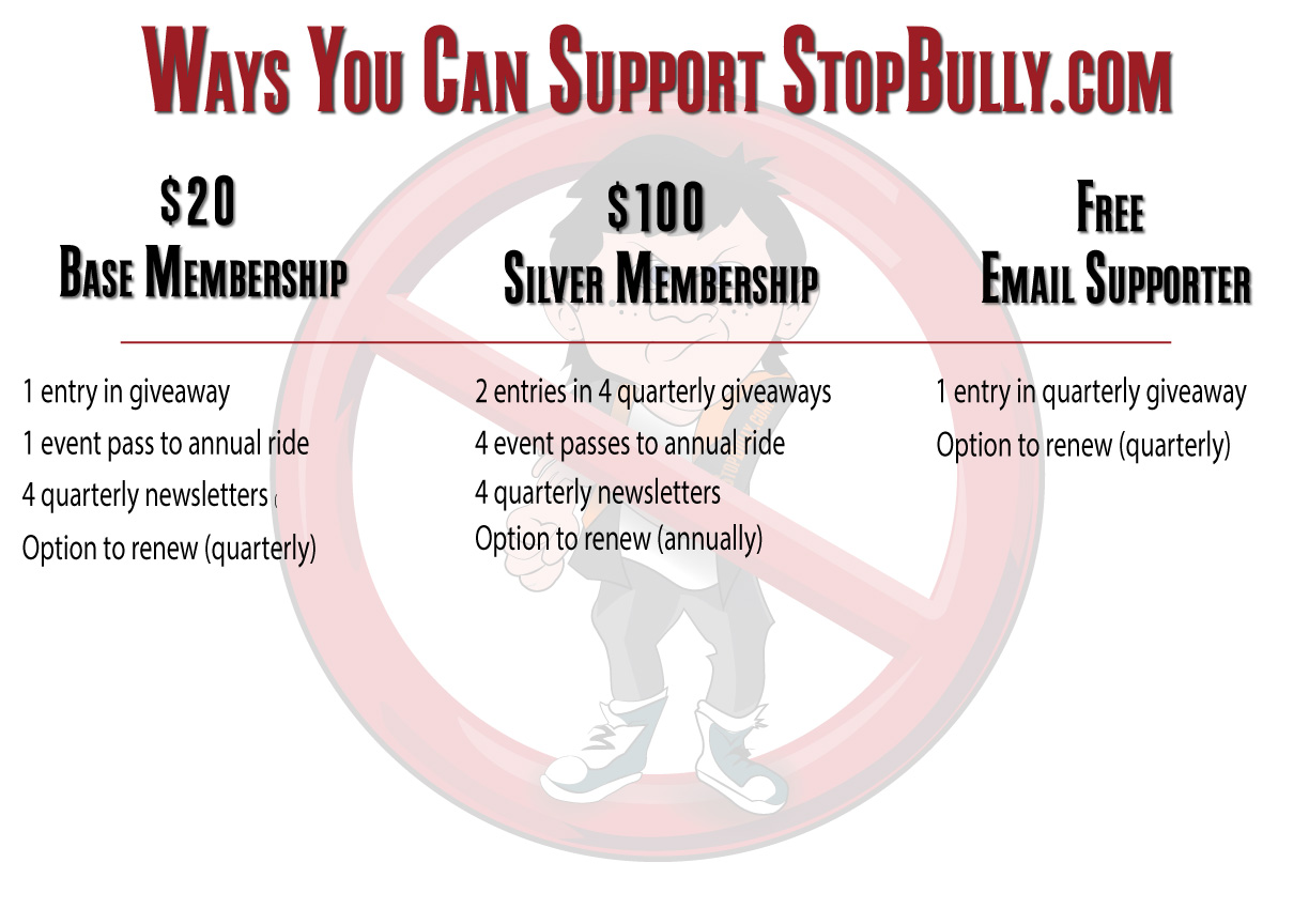 Giveaways – StopBully com